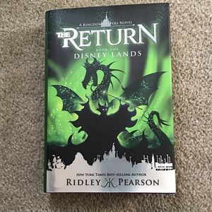 The Return Book One Disney lands By Ridley Pearson